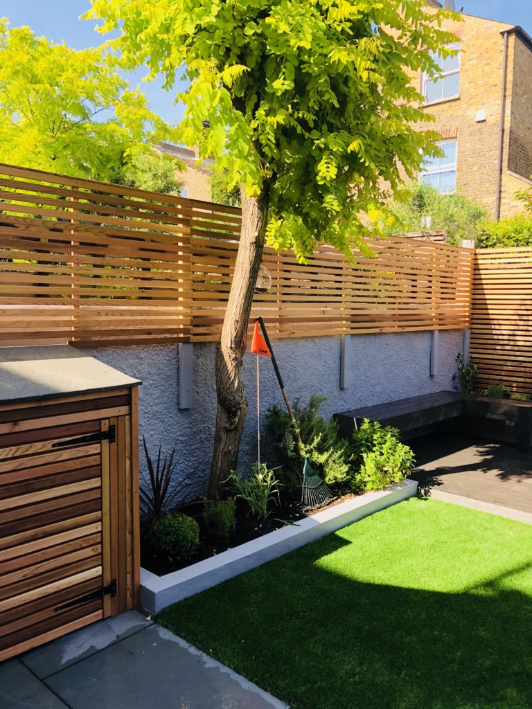 fencing in London