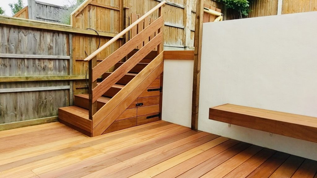 decking in London